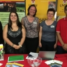 UNSW representatives at Mine Rehabilitation Conference